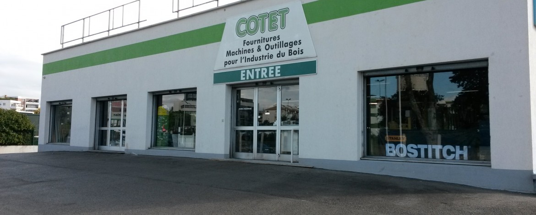 Entreprise COTET Montpellier